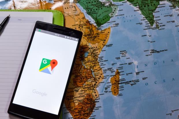 Google Maps ahora permite hacer cosas sin salir de la pantalla de navegación de Maps