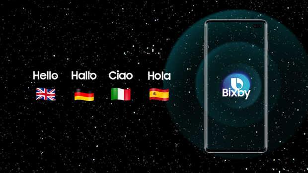 Asistente virtual Bixby de Samsung ya entiende y habla español