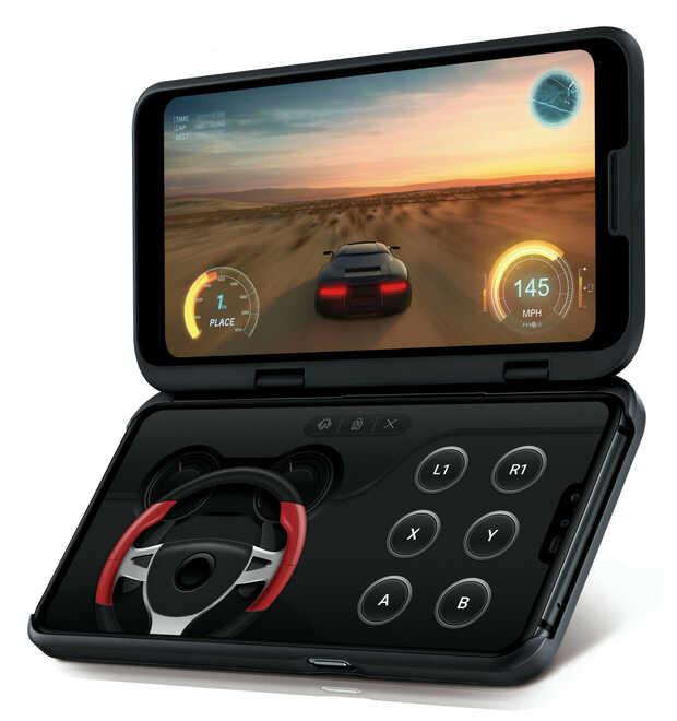 LG mostrará un nuevo móvil con pantalla dual y otra más LG V50 ThinQ 3