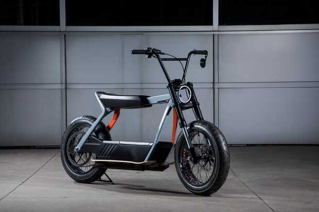 Harley-Davidson scooter eléctrico