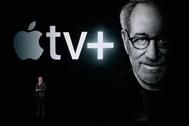 Spielberg es la bomba nuclear de Apple TV+ en la guerra del streaming
