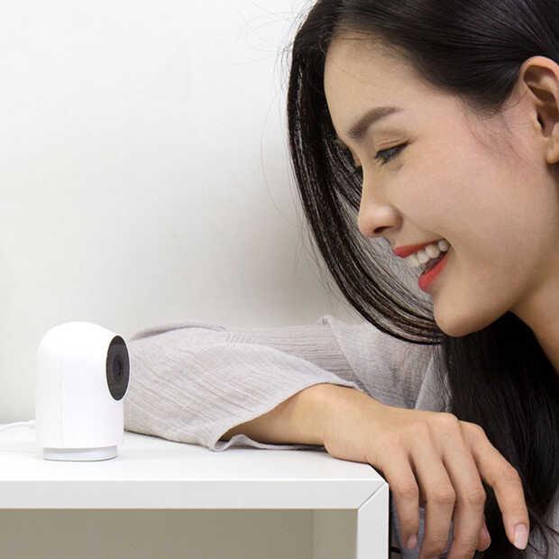 Nueva cámara inteligente de vigilancia económica Aqara de Xiaomi