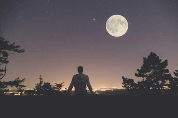 Luna llena Esta noche podrás ver la última súper luna del año