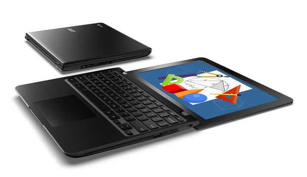 Nueva portátil resistente a golpes y sacudidas Acer TravelMate B114-21