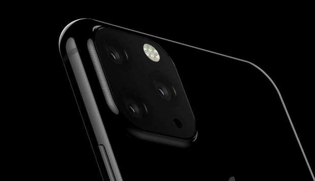 Próximo iPhone vendría con tres cámaras traseras en triángulo