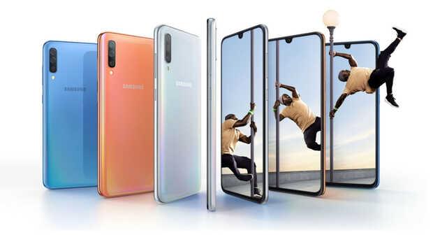 Samsung Galaxy A70 Especificaciones y precio de los nuevos Galaxy A70 y A80