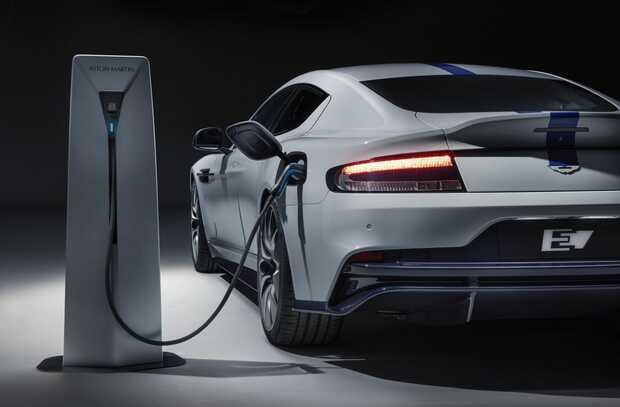 Aston Martin Rapide E Primer auto eléctrico de Aston Martin finalmente está aquí