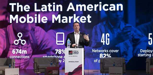 GSMA Mobile 360 – Latin America