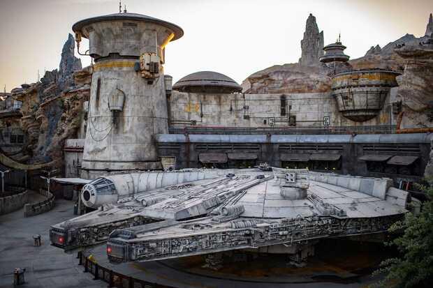 Star Wars: Galaxy's Edge: la expansión más grande en la historia de Disneyland