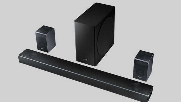 Nuevas barras de sonido Samsung con conectividad inteligente