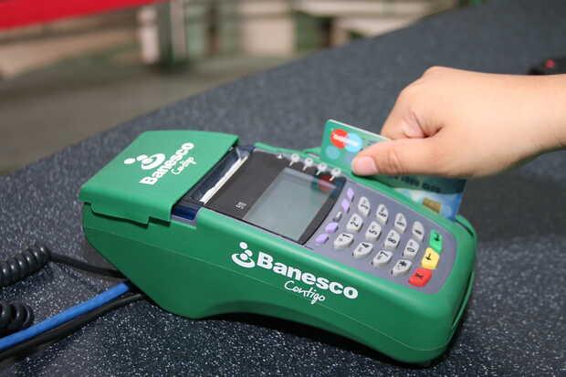 Banesco aprueba nuevos límites para pagos en Puntos de Venta