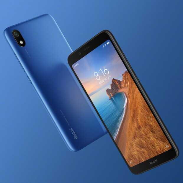 Redmi 7A Xiaomi presenta su móvil más barato de todos
