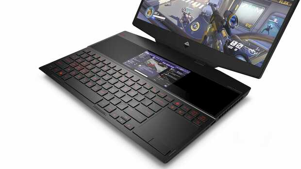 Computadora portátil para jugadores Omen X 2S de HP