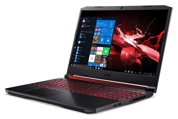 Acer actualiza sus portátiles para videojuegos - Acer Nitro 5