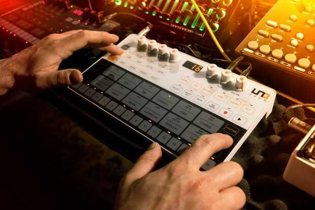 Caja de ritmos ultra portátil y fácil de programar UNO Drum es la nueva caja de ritmos
