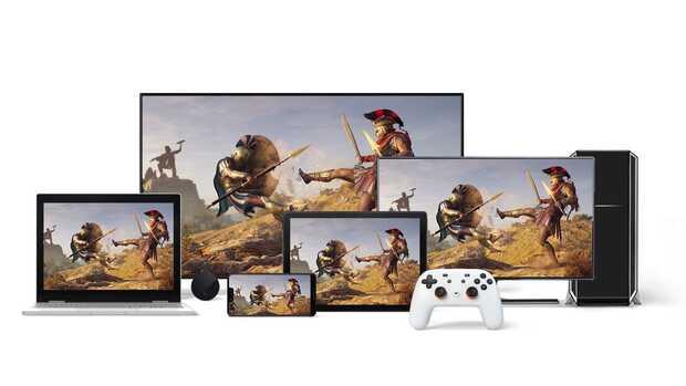 12 juegos que estarán disponibles para la llegada de Google Stadia