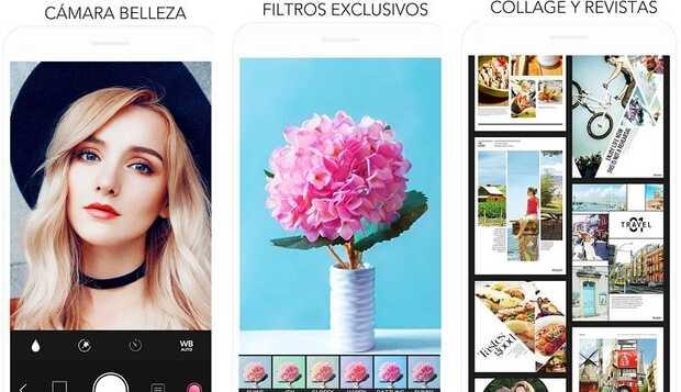 Apps Android gratis para agregar filtros a tus fotos al estilo Instagram