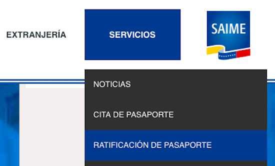 Venezolanos que esperan su pasaporte desde 2016podrán reactivar sus solicitudes ante el SAIME
