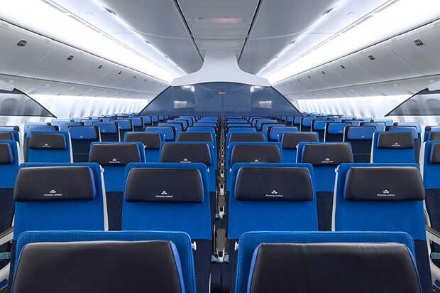 KLM pide disculpas por tuitear un artículo sobre la tasa de mortalidad de los asientos de los aviones