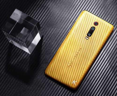 Nuevo Redmi K20 Pro Signature Edition está hecho de oro y cuesta...
