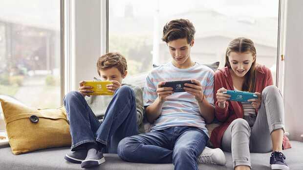 Así es la nueva Nintendo Switch Lite: más portátil pero más limitada