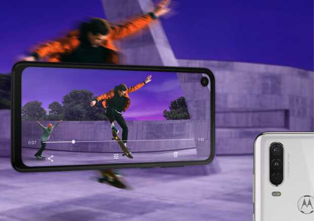 Especificaciones completas y precio del nuevo Motorola One Action