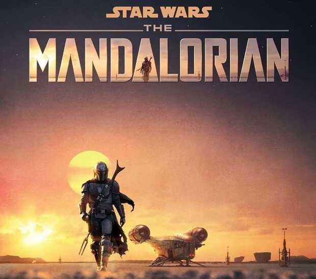 Liberan asombroso tráiler de Star Wars: The Mandalorian nueva serie de Disney+