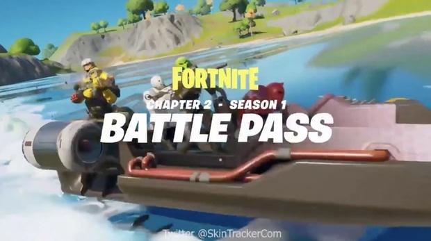 Fortnite Capítulo 2: filtran tráiler que deja ver la nueva isla, armas y vehículos