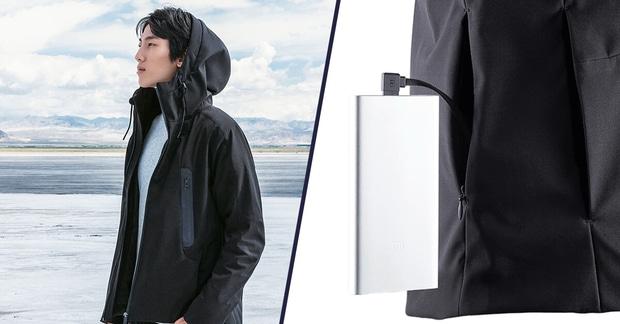 Calefacción para vestir: así es la nueva chaqueta de Xiaomi