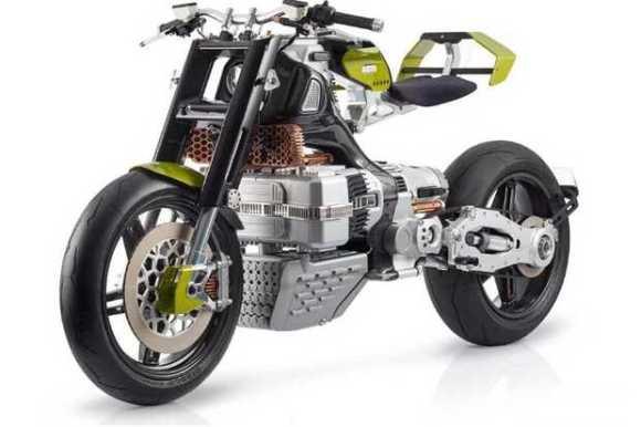 Blackstone HyperTek: exuberante y costosísima moto eléctrica hecha a mano