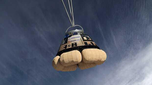 Starliner de Boeing fracasa en su primer intento de llegar a la Estación Espacial Internacional