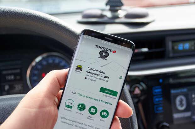 Huawei y TomTom crearán reemplazo de Google Maps