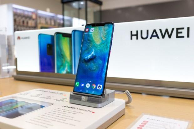 Lista oficial de teléfonos Huawei que recibirán EMUI 10