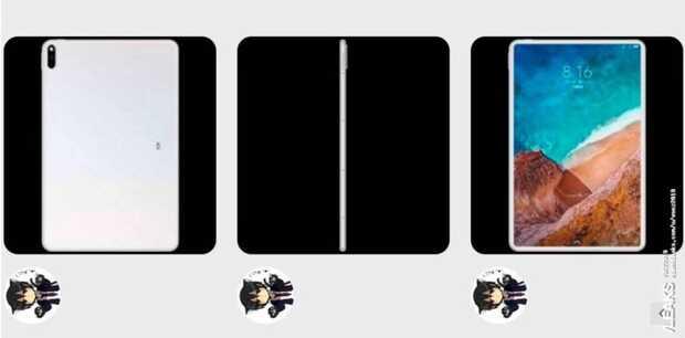 Así luciría la nueva Xiaomi Mi Pad 5 según los últimos renders