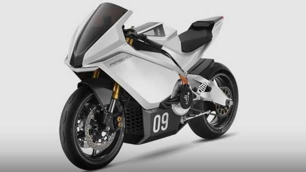 Segway Apex: moto eléctrica que espera sorprender en CES 2020