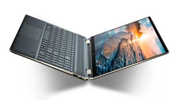 HP renueva las portátiles Spectre x360 y Elite Dragonfly con procesadores Intel de 10a generación #CES2020