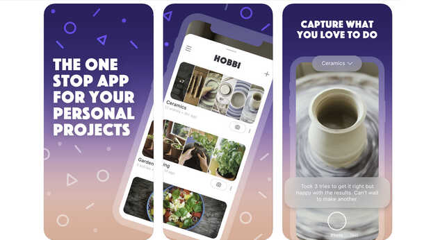 Facebook lanza nueva aplicación experimental Hobbi un clon de Pinterest