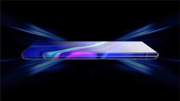 El concepto Vivo APEX 2020 con cámara frontal invisible y pantalla ultra curva
