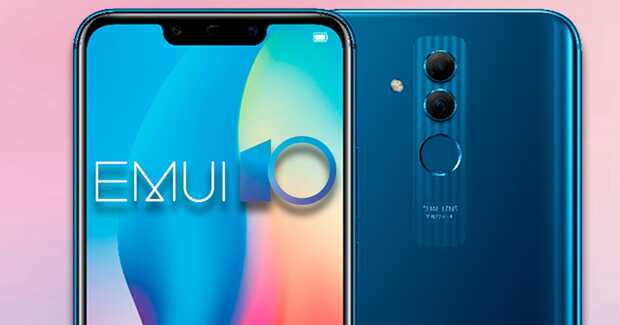 Huawei Mate 20 Lite ahora recibe EMUI 10 a nivel mundial