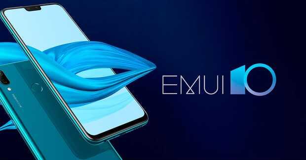 Estos son los móviles Huawei que recibirán EMUI 10 en febrero