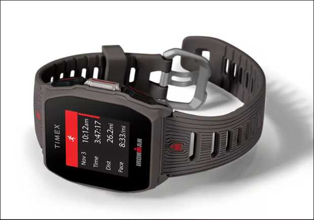 Timex lanza su primer reloj inteligente con 25 días de duración de batería