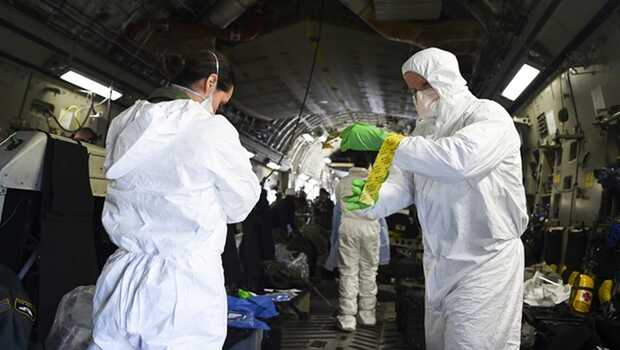 Muertes por coronavirus superan las mil 500