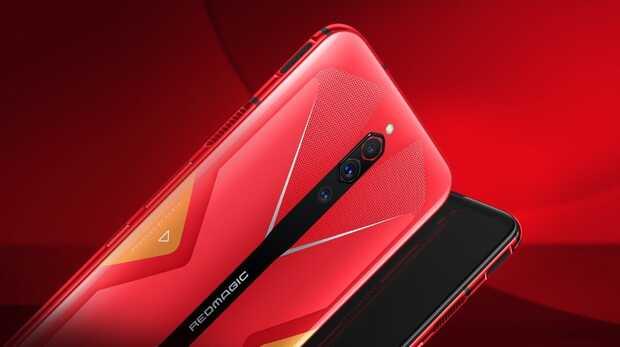 Red Magic 5G es oficial con mucha potencia y para los juegos más intensos