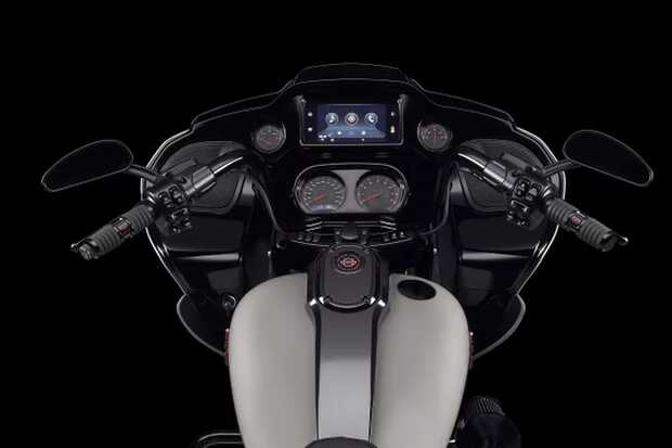 Android Auto aterriza en Harley-Davidson