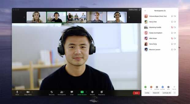 Actualiza Zoom para evitar intrusos en tus videollamadas