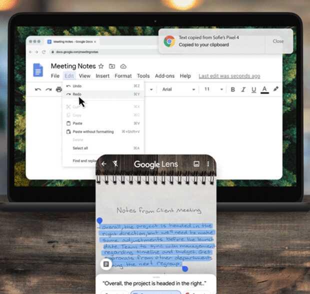 Google Lens te ayuda a ser más productivo en casa con las nuevas funciones