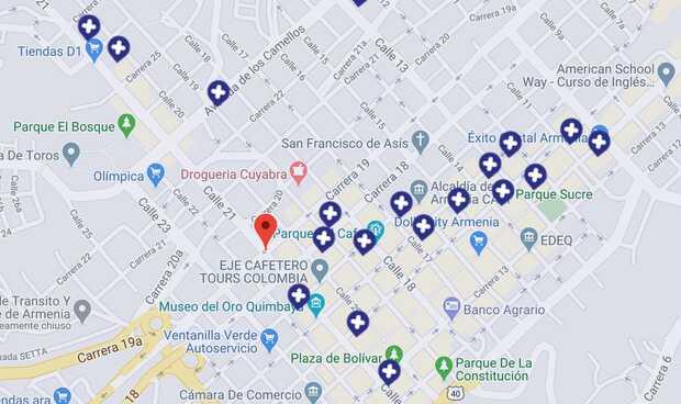 En Colombia: crean plataforma web para encontrar la droguería más cercana