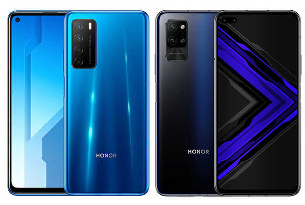 Honor 4 Play Pro: móvil gaming 5G con termómetro