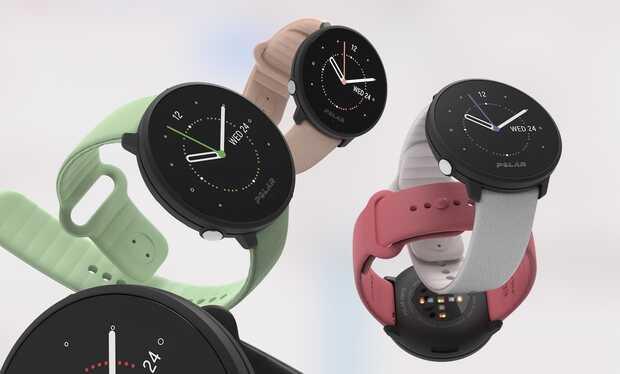 Polar Unite: nuevo reloj entrenador fitness ultraligero