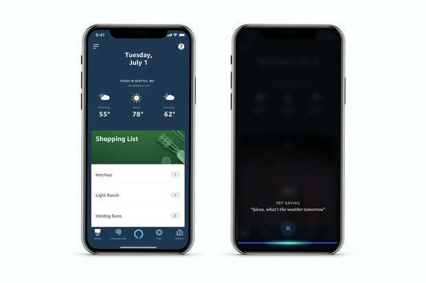 Amazon Alexa ahora manos libres para dispositivos móviles